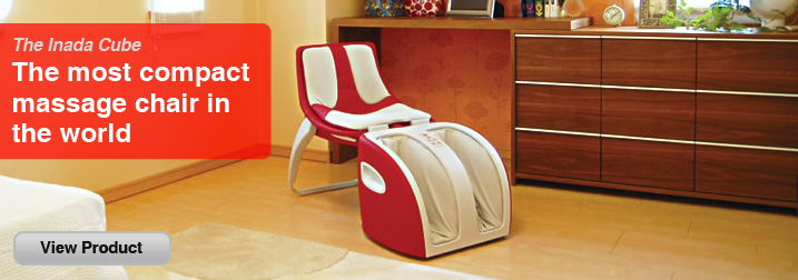 The Inada iCube Massage Chair